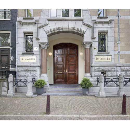 Foto #23 Appartement Herengracht Amsterdam
