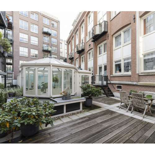 Foto #11 Appartement Herengracht Amsterdam