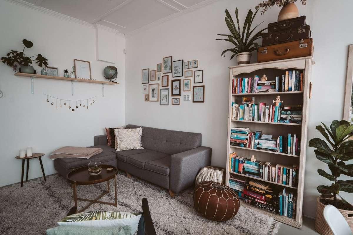 5 handige tips om kleine kamers in te richten