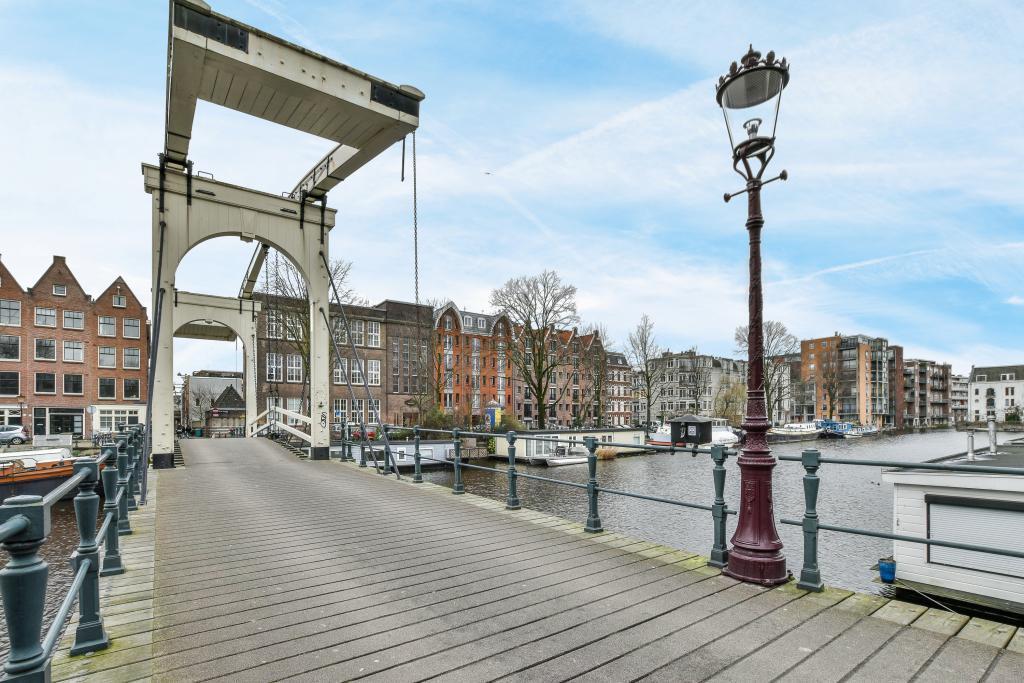 Woning aan de Prinseneiland te Amsterdam