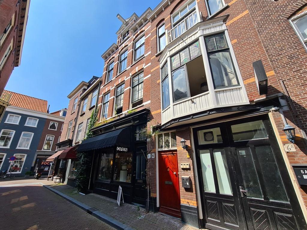 Woning aan de Spekstraat te Den Haag