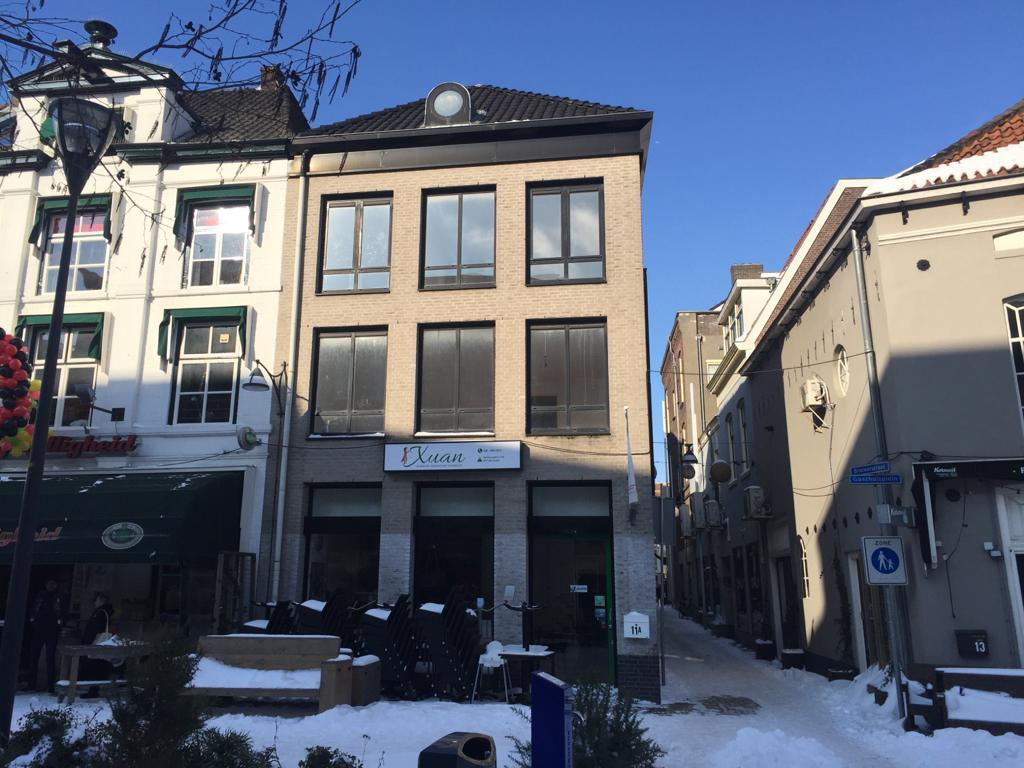 Kamer te huur in de Brouwerstraat in Zwolle