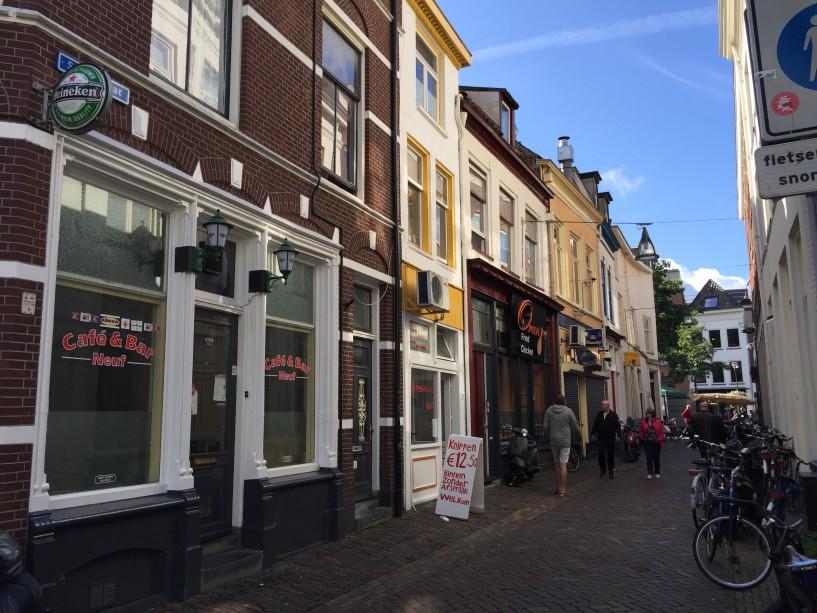 Kamer te huur in de Steenstraat in Zwolle