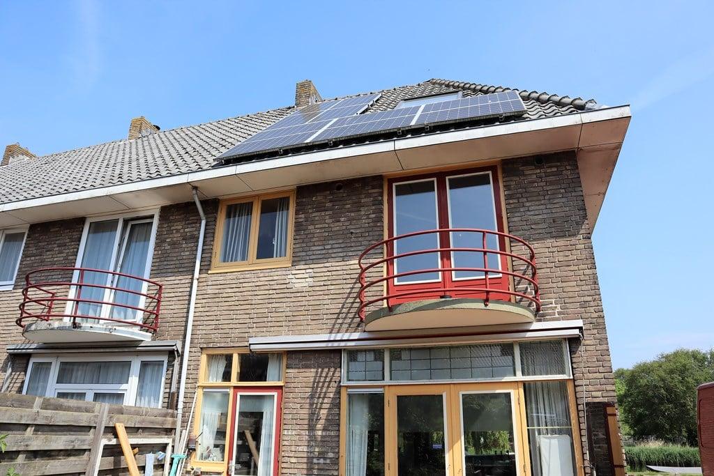 Woning aan de Jan van Scorelkade te Alkmaar