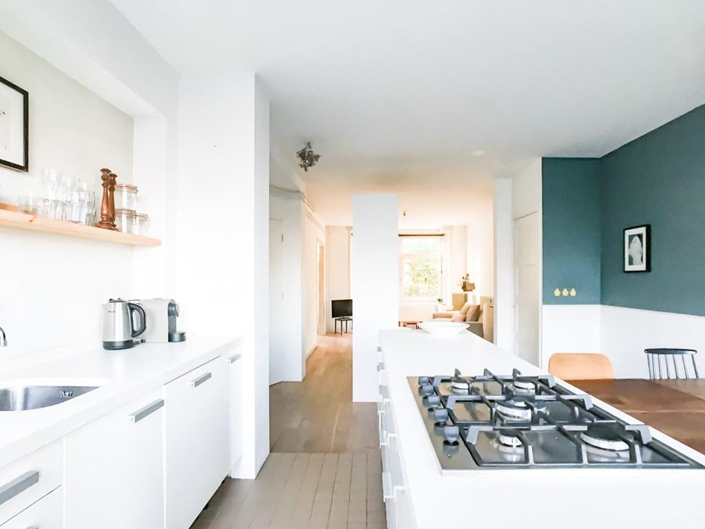 Kamer te huur in de Pieter Van Der Doesstraat in Amsterdam