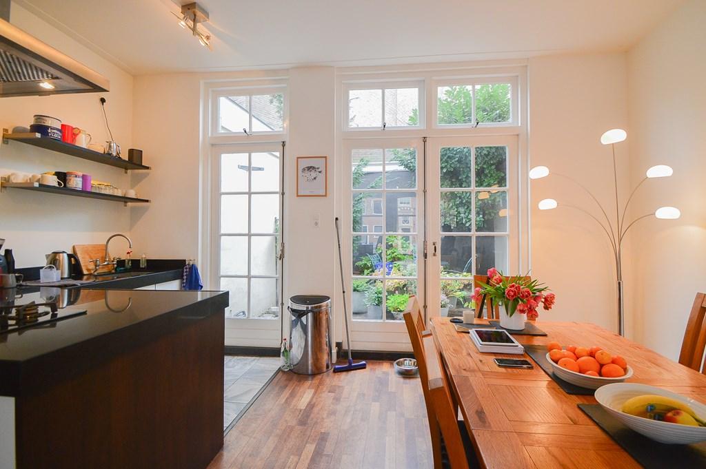 Kamer te huur in de Bakenessergracht in Haarlem