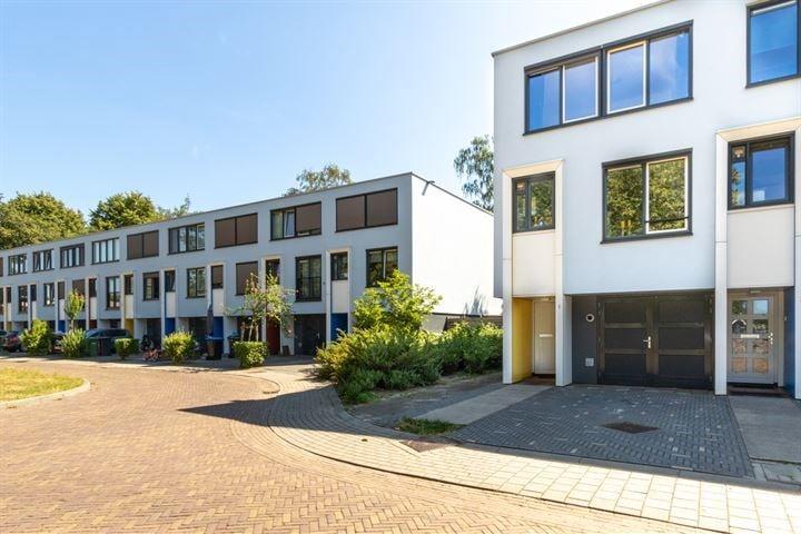 Woning aan de Het Leunenberg te Enschede