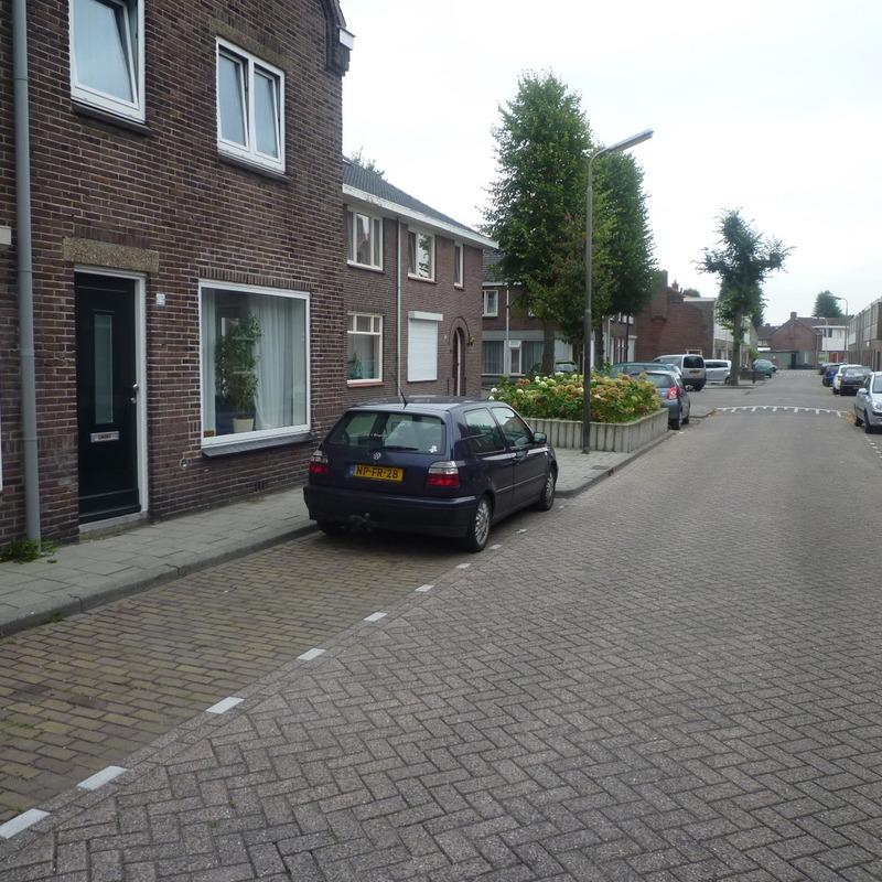 Kamer te huur in de Van Berkumstraat in Tilburg