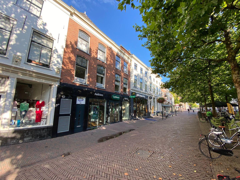 Woning aan de Brabantse Turfmarkt te Delft