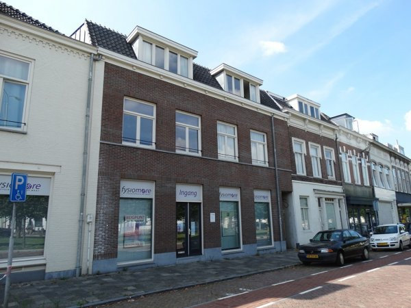 Kamer te huur in de Mauritsstraat in Breda