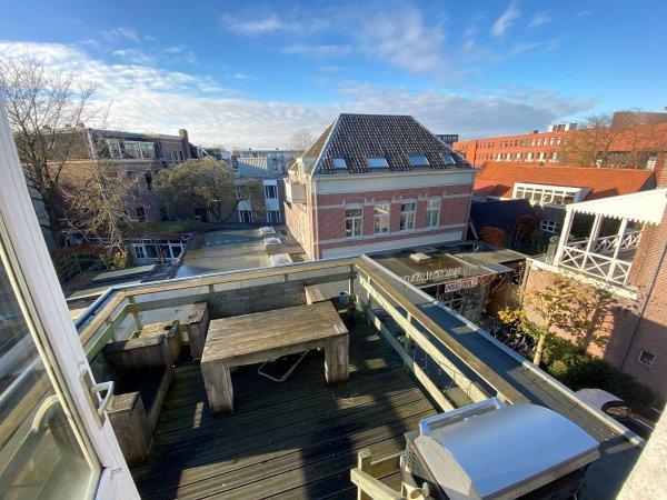 Kamer te huur in de Terheijdenstraat in Breda