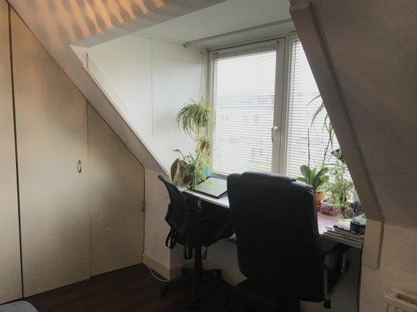 Kamer te huur in de Geert van Woustraat in Den Bosch